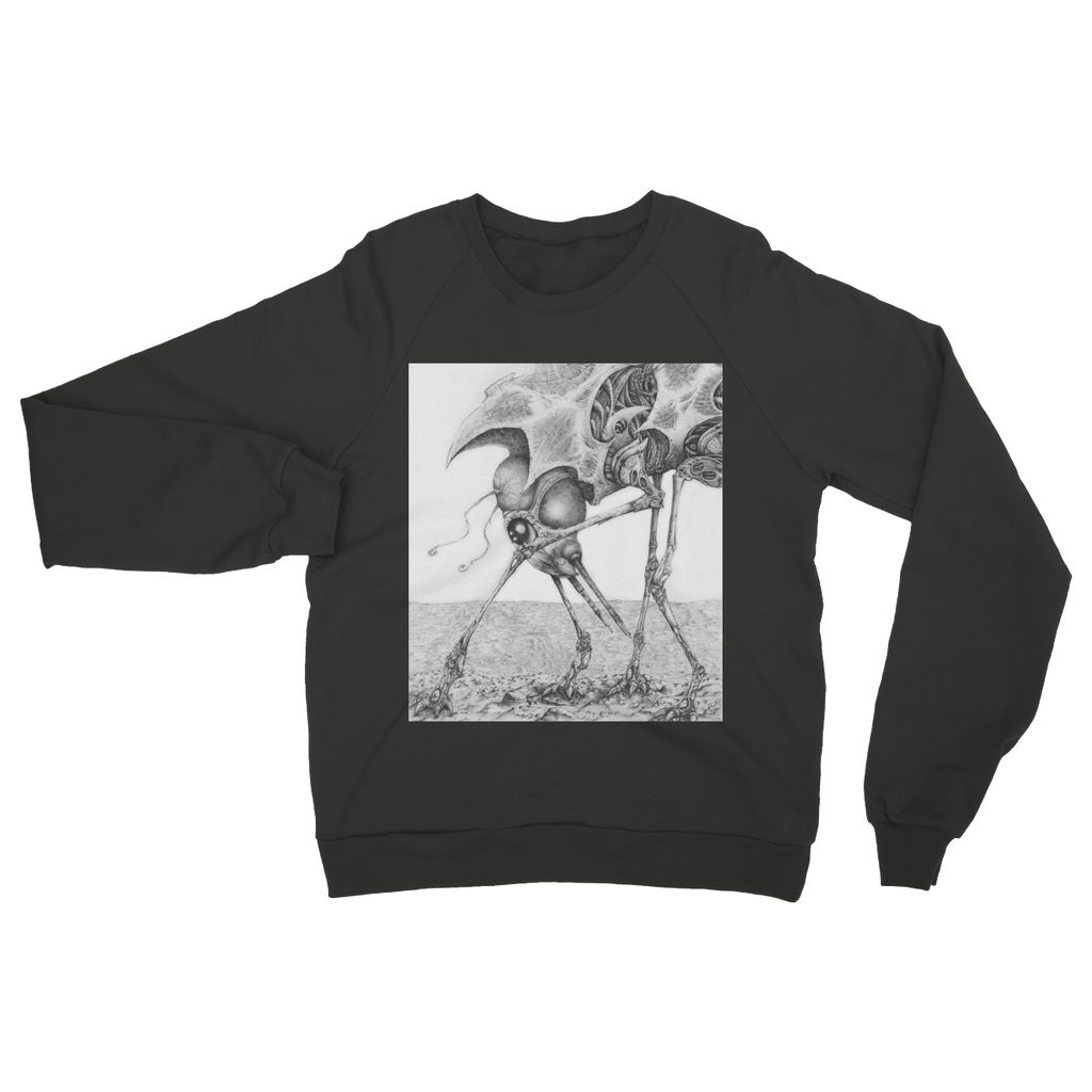 Giant Alien Bug Sweatshirt