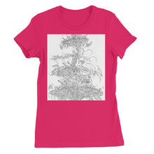 Load image into Gallery viewer, Flying Laser Womens Favourite T-Shirt