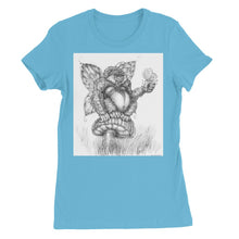 Load image into Gallery viewer, Pickles (The Fairy-Gorilla) Womens Favourite T-Shirt