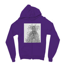 Load image into Gallery viewer, Lady Brambles Kids' Zip Hoodie