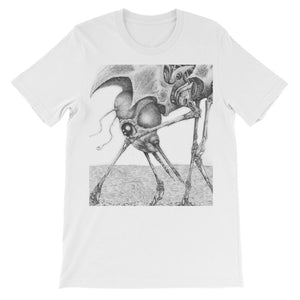 Giant Alien Bug Kids T-Shirt
