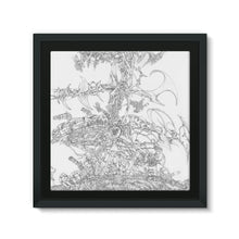 Load image into Gallery viewer, Flying Laser Framed Eco-Canvas