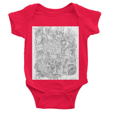 Load image into Gallery viewer, Rumble-Tank Baby Bodysuit