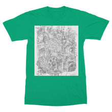 Load image into Gallery viewer, Rumble-Tank T-Shirt