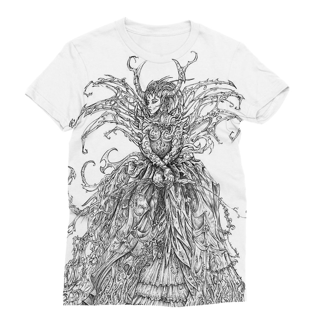 Lady Brambles Sublimation T-Shirt