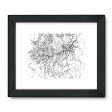 Load image into Gallery viewer, Jellyfish-O-War Framed Fine Art Print