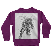 Load image into Gallery viewer, McChitters Kids Sweatshirt