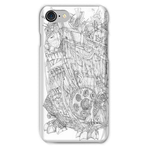 Rumble-Tank Phone Case