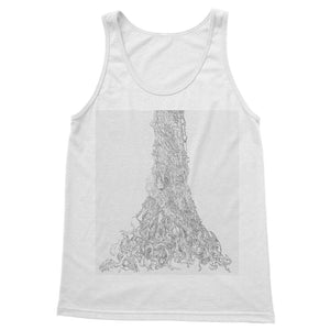 Sky Tree Softstyle Tank Top