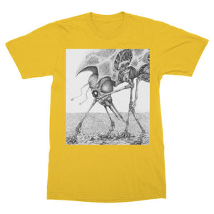 Giant Alien Bug T-Shirt