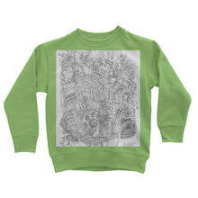 Load image into Gallery viewer, Rumble-Tank Kids Sweatshirt