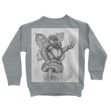 Load image into Gallery viewer, Pickles (The Fairy-Gorilla) Kids Sweatshirt
