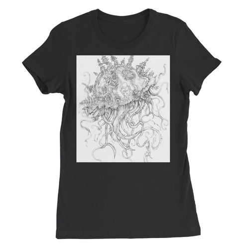 Jellyfish-O-War Womens Favourite T-Shirt