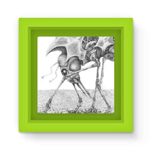 Load image into Gallery viewer, Giant Alien Bug Magnet Frame