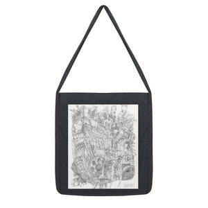 Rumble-Tank Tote Bag
