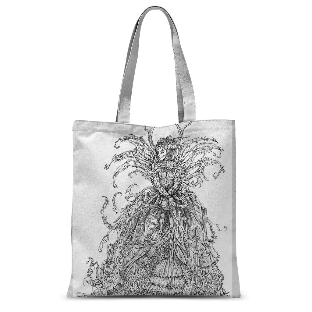 Lady Brambles Sublimation Tote Bag
