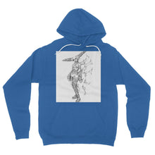 Load image into Gallery viewer, Tesla  Fleece Pullover Hoodie