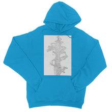 Load image into Gallery viewer, Sky Tree Hoodie