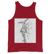 Load image into Gallery viewer, Tesla  Jersey Tank Top