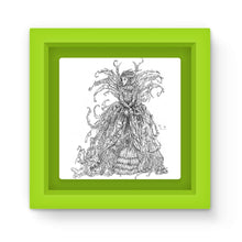 Load image into Gallery viewer, Lady Brambles Magnet Frame