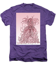 Load image into Gallery viewer, Pink Brambles - Men's Premium T-Shirt