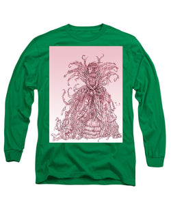 Pink Brambles - Long Sleeve T-Shirt