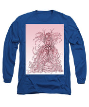 Load image into Gallery viewer, Pink Brambles - Long Sleeve T-Shirt