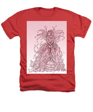 Load image into Gallery viewer, Pink Brambles - Heathers T-Shirt