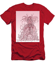 Load image into Gallery viewer, Pink Brambles - Men's T-Shirt (Athletic Fit)