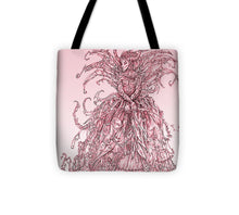 Load image into Gallery viewer, Pink Brambles - Tote Bag
