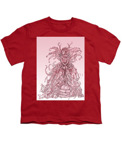 Pink Brambles - Youth T-Shirt