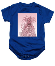Load image into Gallery viewer, Pink Brambles - Baby Onesie