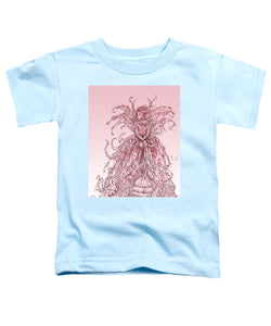 Pink Brambles - Toddler T-Shirt