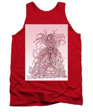 Load image into Gallery viewer, Pink Brambles - Tank Top
