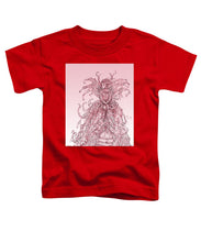 Load image into Gallery viewer, Pink Brambles - Toddler T-Shirt