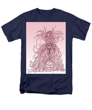 Load image into Gallery viewer, Pink Brambles - Men's T-Shirt  (Regular Fit)