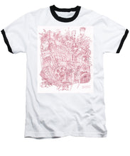 Load image into Gallery viewer, Pink Rumble Tank - Baseball T-Shirt
