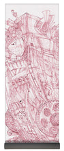 Load image into Gallery viewer, Pink Rumble Tank - Yoga Mat