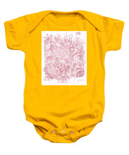 Load image into Gallery viewer, Pink Rumble Tank - Baby Onesie