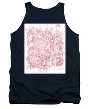 Load image into Gallery viewer, Pink Rumble Tank - Tank Top