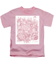 Load image into Gallery viewer, Pink Rumble Tank - Kids T-Shirt