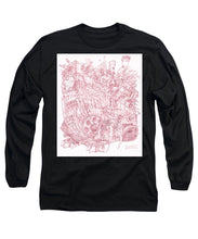 Load image into Gallery viewer, Pink Rumble Tank - Long Sleeve T-Shirt