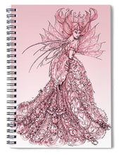 Load image into Gallery viewer, Pink Sussurus - Spiral Notebook