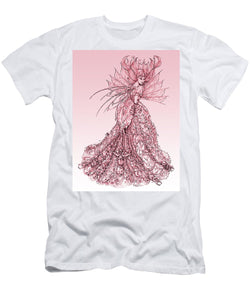 Pink Sussurus - Men's T-Shirt (Athletic Fit)