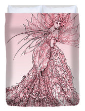 Load image into Gallery viewer, Pink Sussurus - Duvet Cover