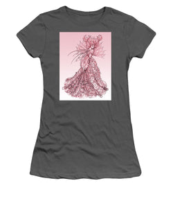 Pink Sussurus - Women's T-Shirt (Athletic Fit)