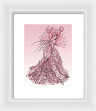 Load image into Gallery viewer, Pink Sussurus - Framed Print