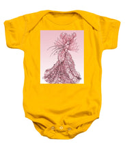Load image into Gallery viewer, Pink Sussurus - Baby Onesie