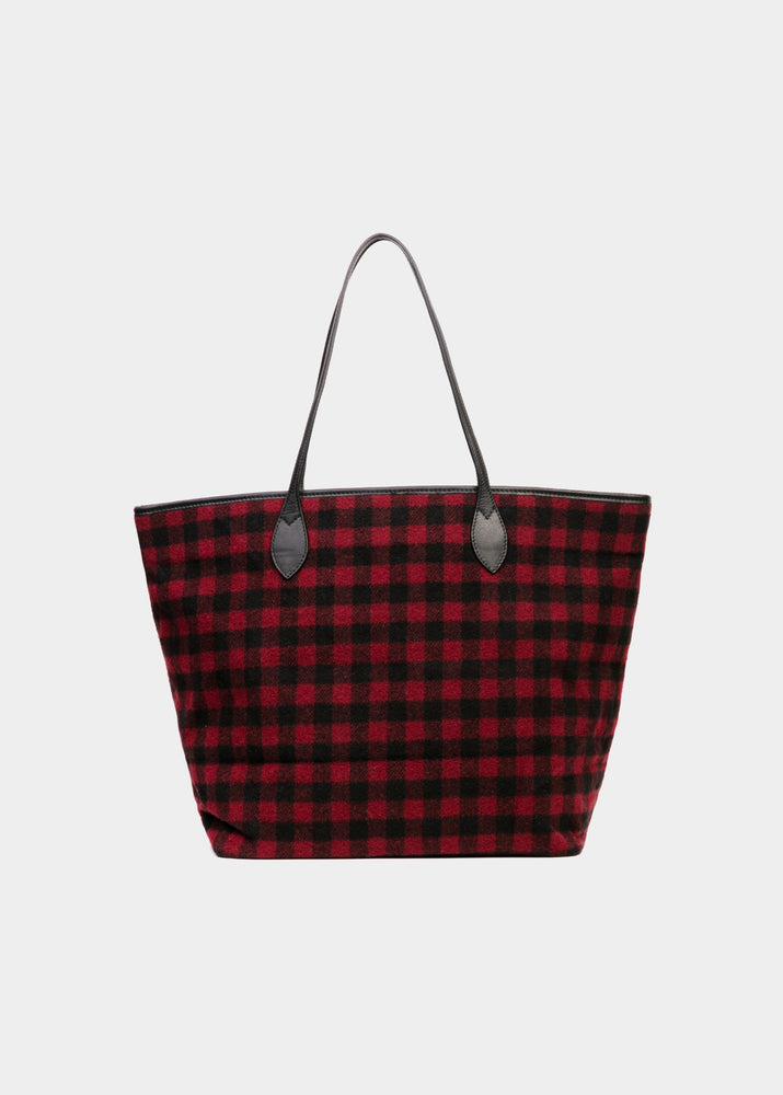 Anita Tartan Rosso - Marks&Angels by Alessia Marcuzzi