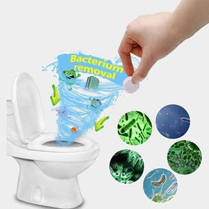 Toilet & Pipe Deep Cleaning Tab (4-8 Month Supply)